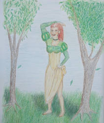 My Lady Greensleeves by Attalus