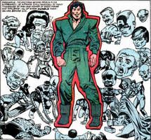 The marvel universe bow before beyonder by BeyonderGod
