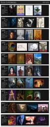 Art Improvement 2003-2016 by Quilde