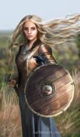 Eowyn by SaMo-art