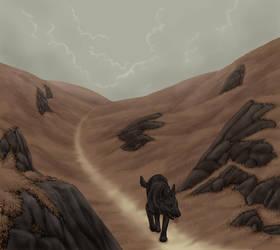 Journey to Hogwarts by kokiri85