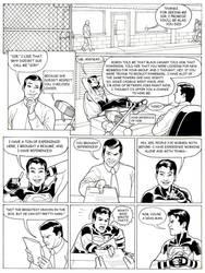 Superbuddies Comic, part 1 by kokiri85