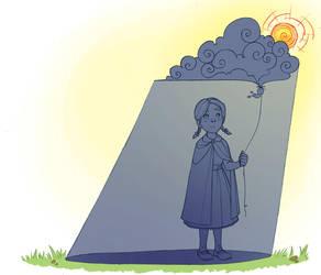 Friendly Clouds by kokiri85