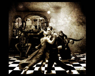 Life like an old tango by K-Roll-H