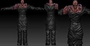 Resident Evil Nemesis Classic4 by Zerofrust