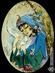 Persian Girl 1 by behruz220