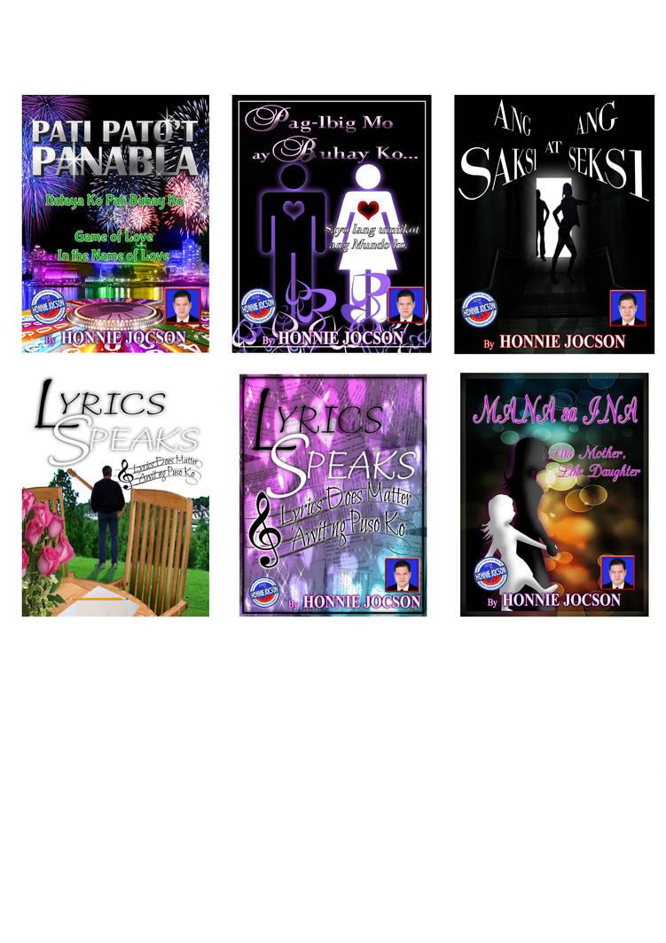Books Set 2 by xmakimarvs