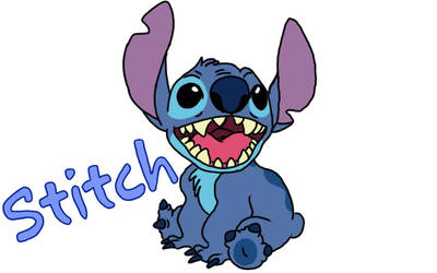Stitch by RoseWestern-Art