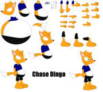 Character Builder Chase Dingo by DingoFan
