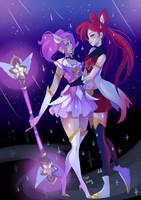 Star Guardians by rringabel