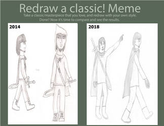 Gust Norwind Redraw Comparison by FauxPersona