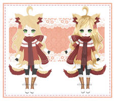Adopt17 - Kemonomimi [Auction] [Closed] by Shiina-Yuki