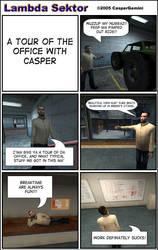 Half Life 2 Comic by CasperGemini