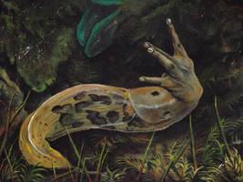 West Side Slug Life by bedowynn