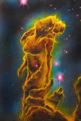 Celestial by bedowynn