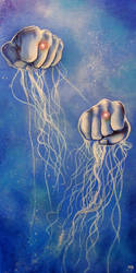 Jellyfists by bedowynn