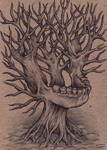 Jawtree by bedowynn