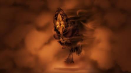 Demon Of the Desert by Askila-Deamon