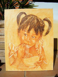 Enfants du Monde Anonyme N1 by Portraits-by-Sofie