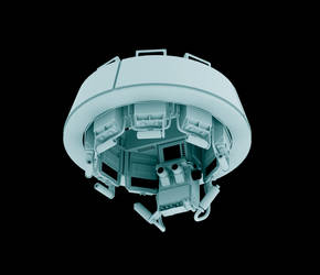 Tank commander's cupola W.I.P by Yaskolkov