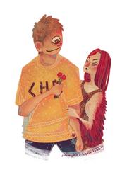 Tysella by Jimmy-ilustra