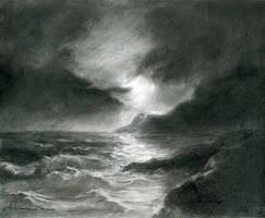 Sea by Danchee