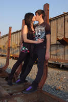 Young Love Stock 33 by Storms-Stock