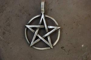 Pentagram Pendant Stock by Storms-Stock