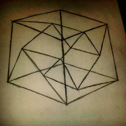 Tesseract by ThomasHarryReid