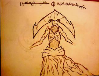 Elesh Norn fan art by ThomasHarryReid