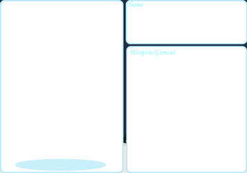 Ice blue Diamond's court Ap by Emberelf14