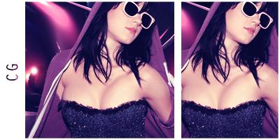 Katy Perry by yuukoxclow