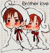 APH - Brother Love by yuukoxclow