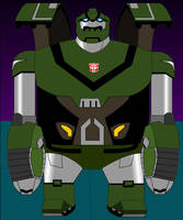 Bulkhead by MartmeisterPaladin
