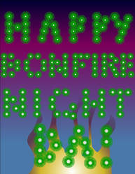 Happy Bonfire Night, 2011 by MartmeisterPaladin