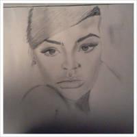 Rihanna by Chellemybell90