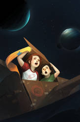 Womanthology Space #3: Ship by 2013