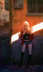 Blonde by Samkaat