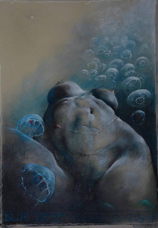 BLUE DEEP by alkor12