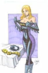 Batgirl Commission by RyanOdagawa