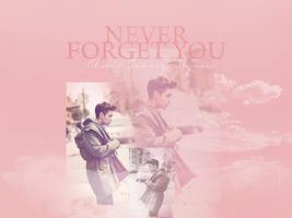Never Forget You by o3he0