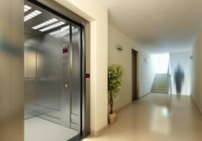Elevator by nentamer