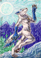ACEO Moondance by Sysirauta