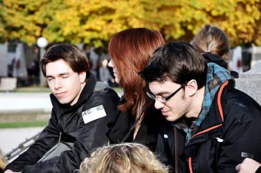 Sit-In by devMEET-Stuttgart