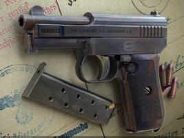 Mauser 1910 by VladiT