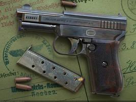Mauser 1910 2 by VladiT