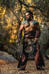 Khal Drogo by TripdWyr