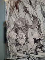 Umber hulk by Nezart