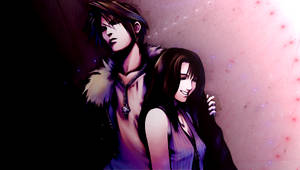 Squall-Rinoa PSP by jbeave