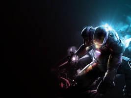 Iron Man by jbeave